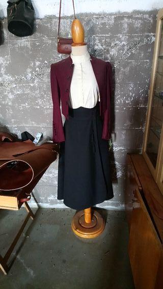 traje cordobés nuevo mujer