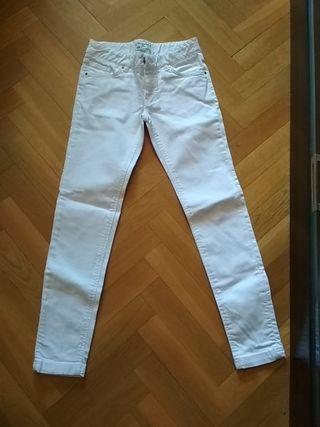 pantalon vaquero 7-8 años niña