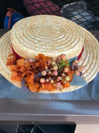 sombrero, canotier