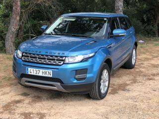 Land Rover Range Rover Evoque 2012