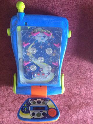 Máquina recreativa niños