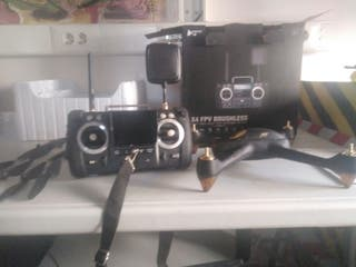 dron modelo:HUBSAN X4 FPV BRUSHLESS