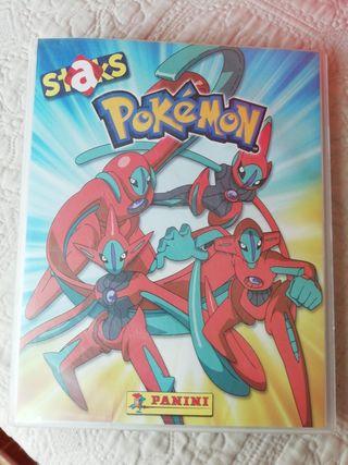 Album Pokémon Staks