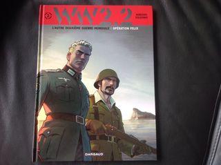 L,autre seconde guerre mondiale T2 Operation Felix