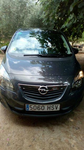 Opel Meriva 2013