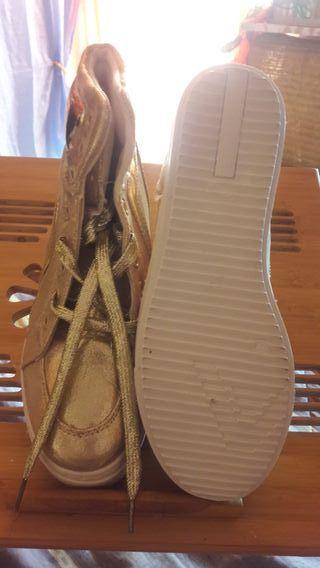 Zapatillas a estrenar talla 38