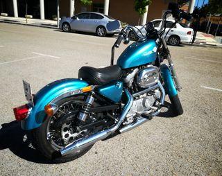Harley Davidson Sporter 883 Hugger Low