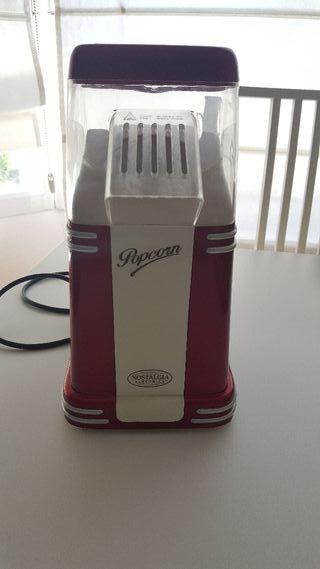 Máquina de palomitas pequeña