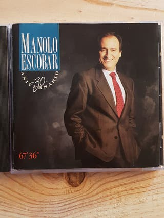 Manolo Escobar 30 aniversario