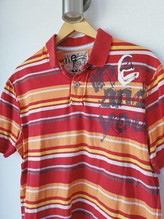 Camisetas marca Desigual talla XL