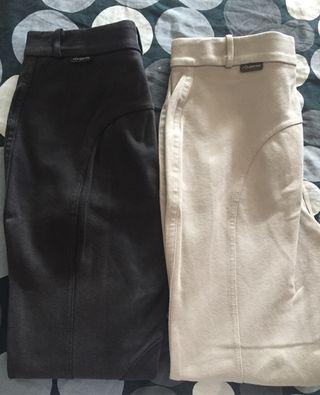 Pantalones equitación