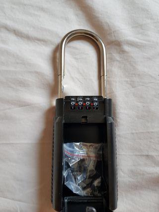 Mini caja fuerte con codigo
