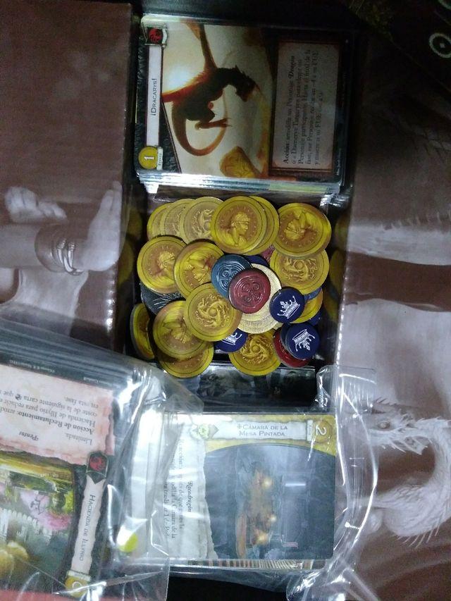 Juego de Tronos - Juego de cartas