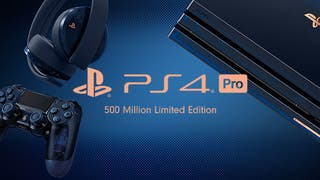 PS4 500M Limited Edition 26K/50K