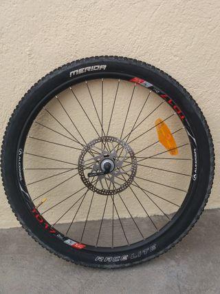 "Rueda bicicleta de montaña de 26"""