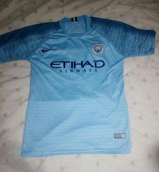 camisetas Manchester City