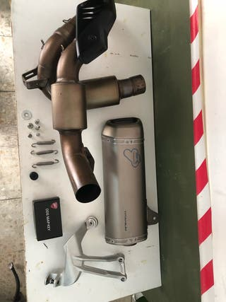 Kit termignoni Ducati Multistrada 2016