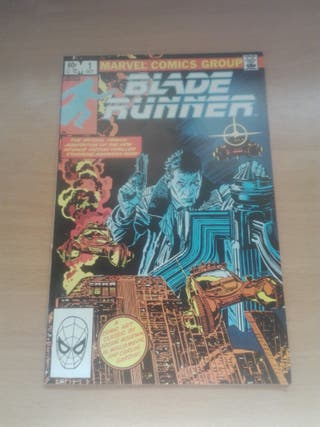 Cómic de Blade Runner # 1
