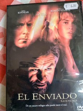 DVD EL Enviado