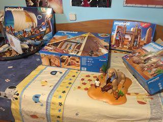 Playmobil set Egipto