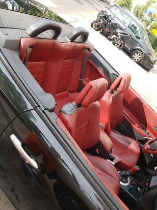 Renault Megane cabrio coupe NEGOCIABLE