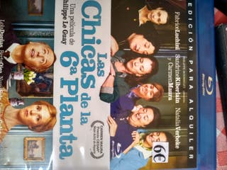 Blu Ray las chicas de las 6 Planta
