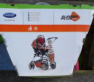Accesorio para carrito bebé