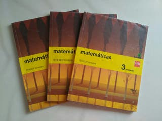 Matemáticas tercero primaria