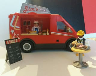 Playmobil Food Truck referencia 5632