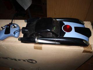Coche de juguete radio control los increíbles