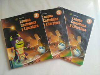 Lengua castellana y literatura tercero de primaria
