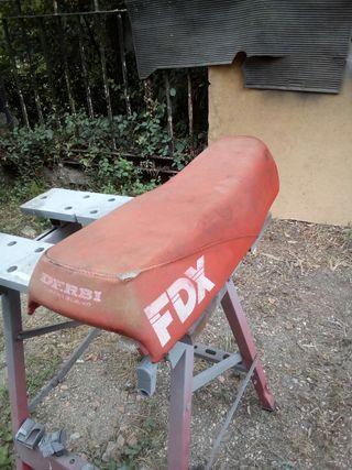asiento derbi fdx