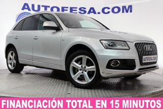 Audi Q5 Q5 2.0 TDI 177cv Attraction quattro 5p Stronic SLine S/S