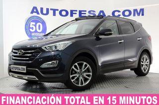 Hyundai Santa Fe Santa Fe 2.2 CRDi 198cv Tecno 4x4 5p 7plz