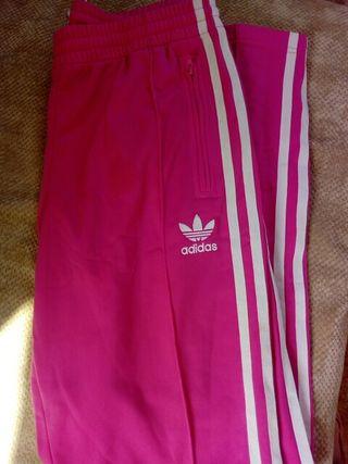 pantalones de chandal adidas