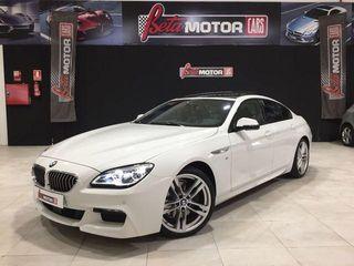 BMW Serie 6 640d Gran Coupe 230kW (313CV)