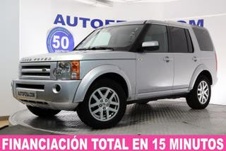 Land-Rover Discovery Discovery 3 2.7 TDV6 190cv SE 5p Auto CommandShift