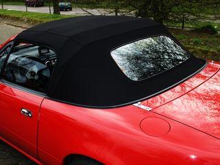 Capota para biplaza MX5 Mazda MX5 en tela