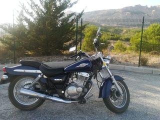 Moto Suzuki Maraunder
