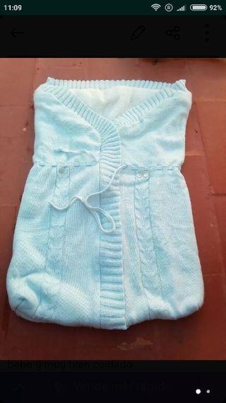 saco de bebe