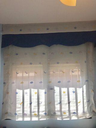 Vendo Estores para ventanas con faldón incluido