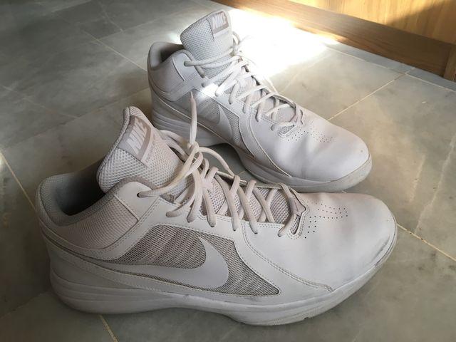 best website 94f2d 6e440 Zapatillas Nike Overplay VIII NBK ...