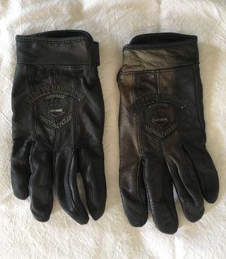 Guantes de piel Harley Davidson