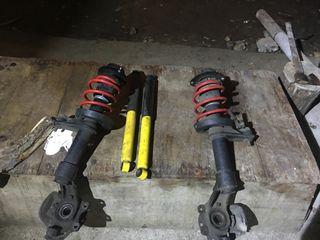 thechnix suspensiones