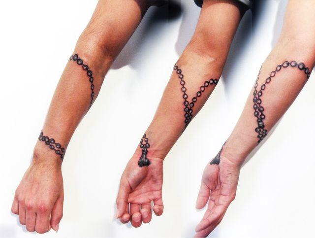 Tatuajes Rosario Hindu De Segunda Mano Por 36 En Alcala De
