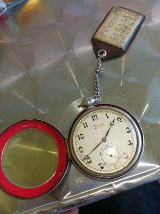 reloj de bolsillo zenith muy bien conservado