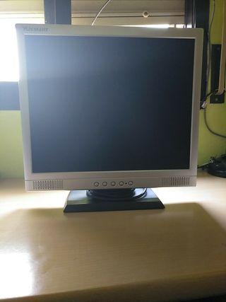 monitor LCD 17pulgadas