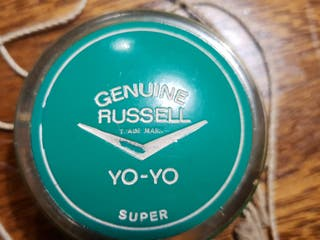 YOYO GENUINE RUSSELL SUPER