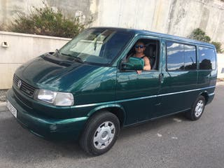 Volkswagen Multivan 2000