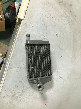 radiador gas gas txt pro